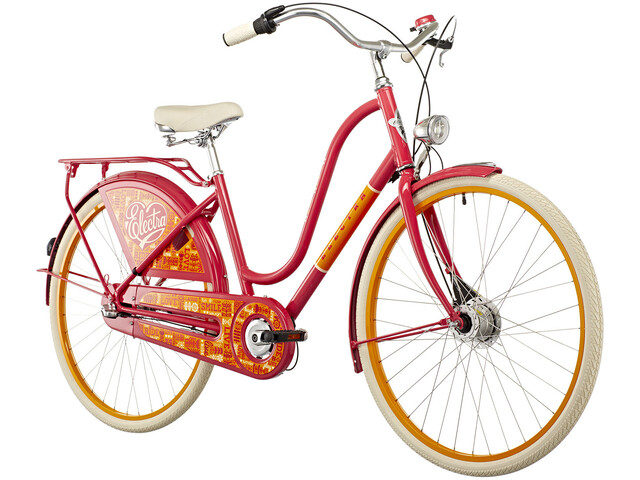 4212304d4fa 360°. Electra Amsterdam Fashion 3i City Bike Women pink. Electra Amsterdam  Fashion 3i City Bike Women pink